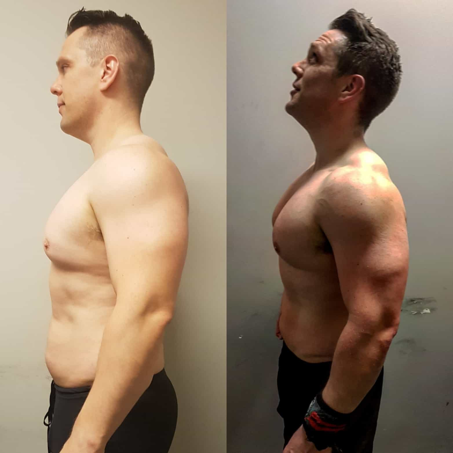 Precision Performance Coaching Online Trainer Results Adam