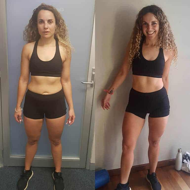 Precision Performance Coaching Online Trainer Results Kirsten